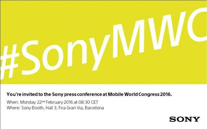 Sony-MWC-2016-February-22